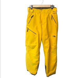 The North Face Boys Fresh Tacks gortex snowpants L